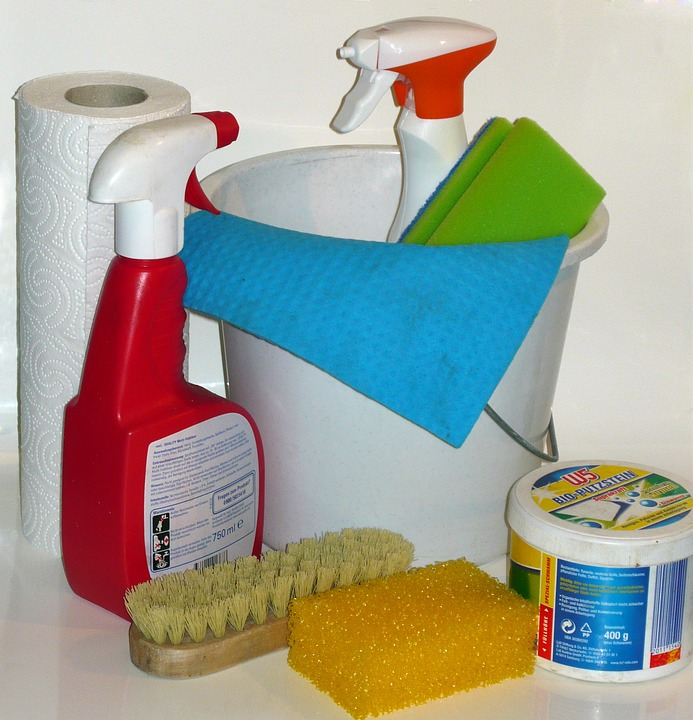 Ways to Green Up Your Cleaning Regimen