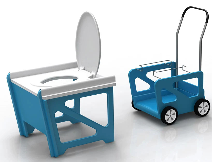 Disaster Relief Toilet