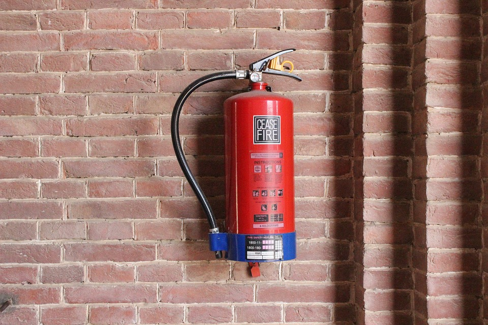 Choosing the Right Fire Extinguishers for your Business